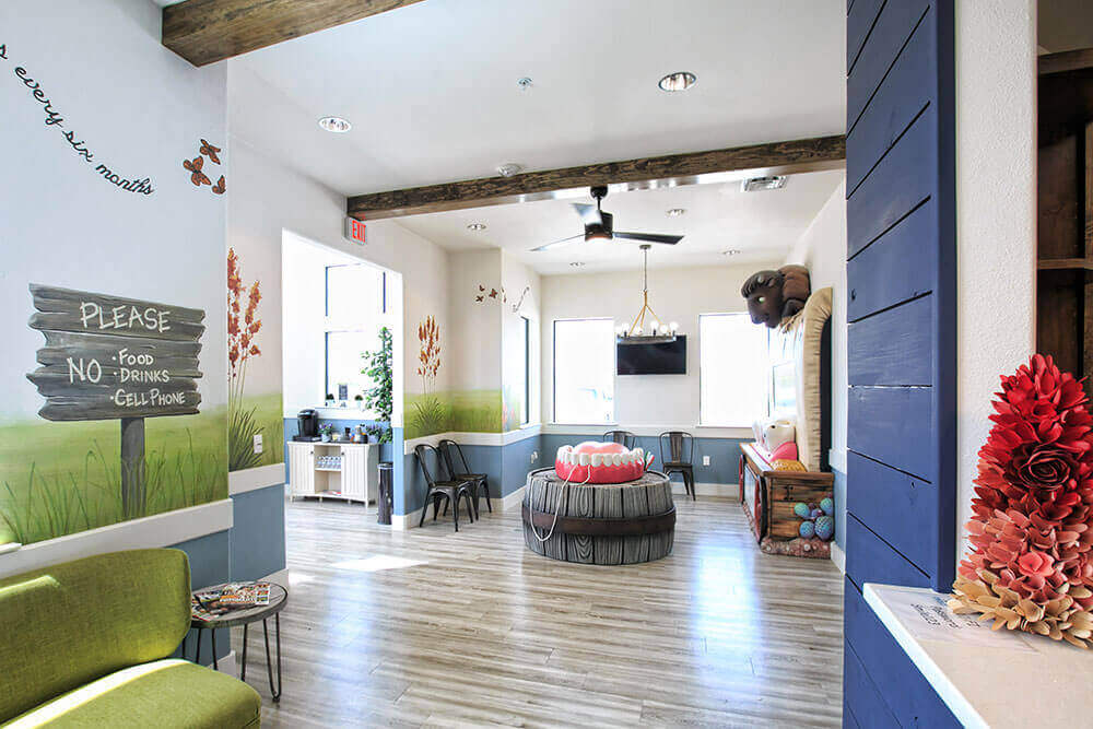 Inside Cibolo Pediatric Dentistry and Orthodontics